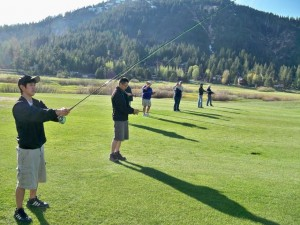Truckee River Lake Tahoe Fly Fishing Classes 4