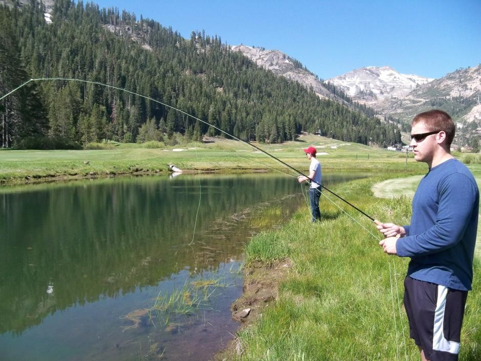 daily classes truckee river lake tahoe fly fishing